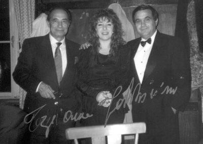 35-TIZIANA FABBRICINI e CARLO BONAREMA-aprile 1992