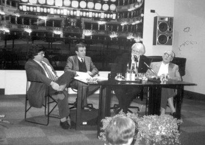 40-GIACOMO MANZONI, FELICE DE GRADA, GIOVANNI RABONI, ANTONI