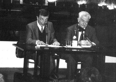 42-RICCARDO MALIPIERO e FRANCESCO DE GRADA-25 maggio 1995
