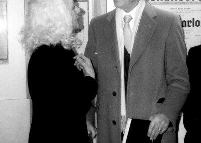 43-ELSA ARIE' e CARLO MARIA GIULINI-7 novemnbre 1995
