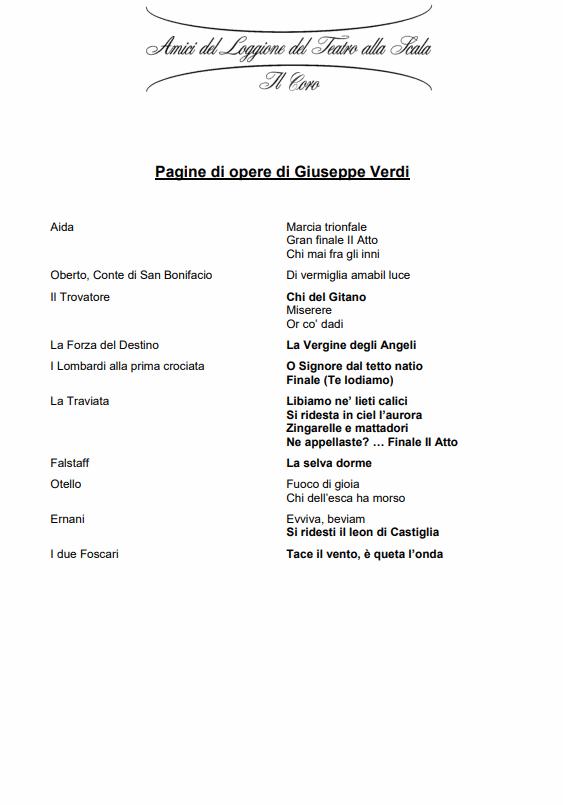 Repertorio Opere Complete Pagina 2