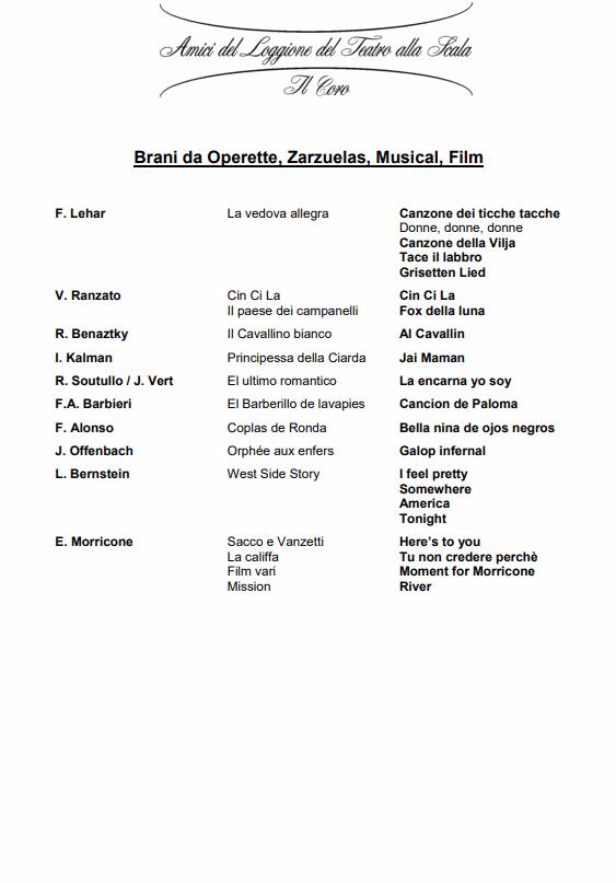 Repertorio Opere Complete Pagina 6